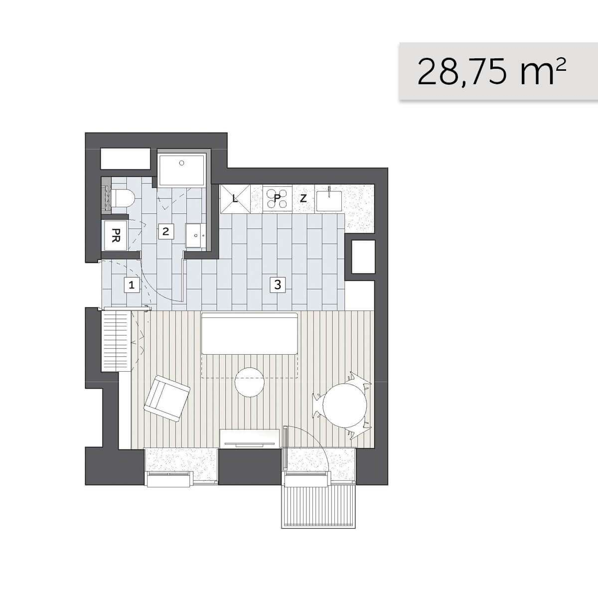 Mieszkanie 02.A.5