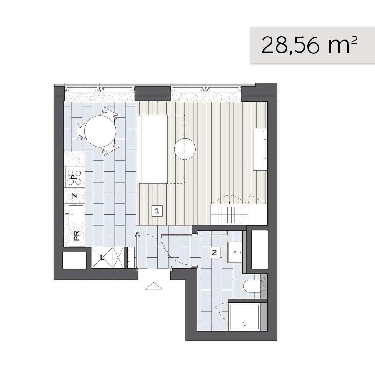 Mieszkanie 05.A.2