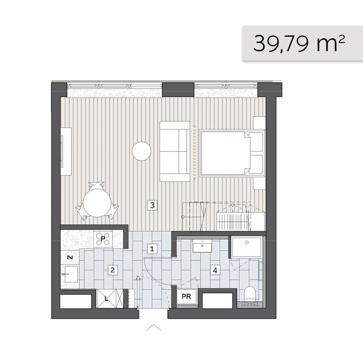 Mieszkanie 05.C.5