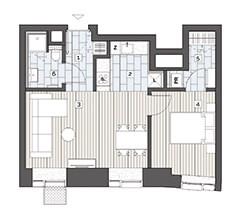 Mieszkanie 03.B.3