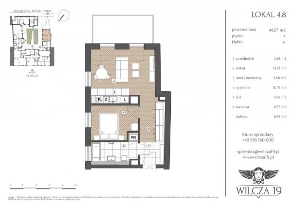 Apartment 4.8